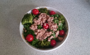 Sporcu Salatası Tarifi