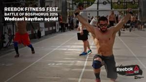 Reebok Fitness Fest İstanbul Kayıtları Devam Ediyor !