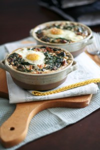 Spinach-and-Buckwheat-Egg-Bake-7-e1346811460519