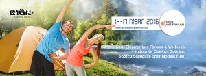 Spor ve Aktif Yaşam Fuarı 14-17 Nisan'da TÜYAP'ta Buluşuyor!